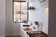 Фото 12 Стильный интерьер кухни 9 кв. метров: принципы организации пространства для комфорта всей семьи (фото)