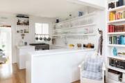 Фото 14 Стильный интерьер кухни 9 кв. метров: принципы организации пространства для комфорта всей семьи (фото)