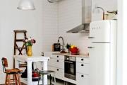 Фото 26 Стильный интерьер кухни 9 кв. метров: принципы организации пространства для комфорта всей семьи (фото)