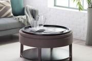 Фото 9 Оттоманка в интерьере (100+ фото): обзор моделей диванов с оттоманками для современной квартиры
