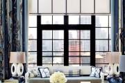 Фото 38 Оттоманка в интерьере (100+ фото): обзор моделей диванов с оттоманками для современной квартиры