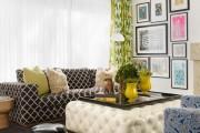 Фото 40 Оттоманка в интерьере (100+ фото): обзор моделей диванов с оттоманками для современной квартиры