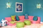 Фото 32 Оттоманка в интерьере (100+ фото): обзор моделей диванов с оттоманками для современной квартиры