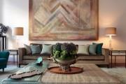 Фото 20 Оттоманка в интерьере (100+ фото): обзор моделей диванов с оттоманками для современной квартиры
