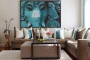 Фото 8 Оттоманка в интерьере (100+ фото): обзор моделей диванов с оттоманками для современной квартиры