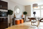 Фото 22 Оттоманка в интерьере (100+ фото): обзор моделей диванов с оттоманками для современной квартиры