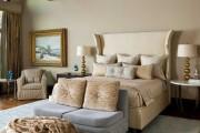 Фото 23 Оттоманка в интерьере (100+ фото): обзор моделей диванов с оттоманками для современной квартиры