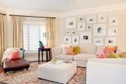 Фото 24 Оттоманка в интерьере (100+ фото): обзор моделей диванов с оттоманками для современной квартиры