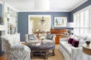 Фото 29 Оттоманка в интерьере (100+ фото): обзор моделей диванов с оттоманками для современной квартиры