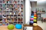 Фото 22 45+ идей пуфиков в интерьере: красиво и практично