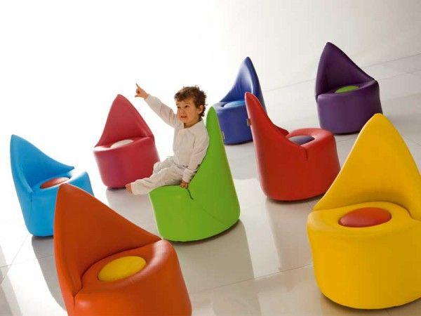 Один из самых удобных предметов мебели, как для взрослых, так и для детей