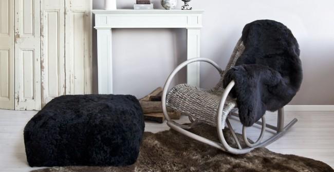 В последние годы стало модным привносить в интерьер всевозможные предметы декора и мебели, которые выполнены по-домашнему уютно