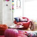 45+ идей пуфиков в интерьере: красиво и практично фото