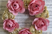 Фото 12 Как сделать розу из бумаги своими руками: 4 простые техники