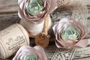 Фото 14 Как сделать розу из бумаги своими руками: 4 простые техники