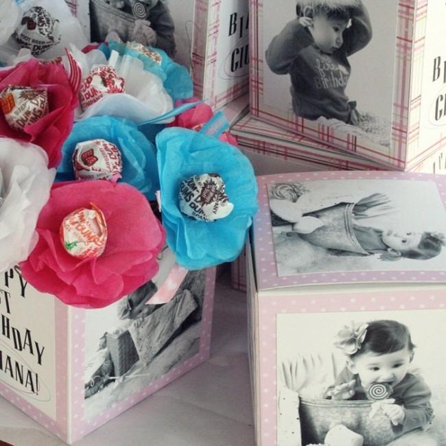 Создайте эксклюзивный подарок для любимых - бумажные розы с конфетами