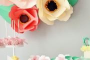 Фото 8 Как сделать розу из бумаги своими руками: 4 простые техники