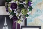 Фото 17 Как сделать розу из бумаги своими руками: 4 простые техники
