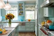 Фото 10 50 идей дизайна угловой кухни: практичное и удобное решение