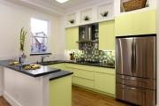 Фото 12 50 идей дизайна угловой кухни: практичное и удобное решение