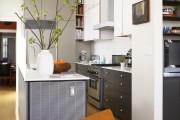 Фото 13 50 идей дизайна угловой кухни: практичное и удобное решение