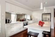 Фото 14 50 идей дизайна угловой кухни: практичное и удобное решение