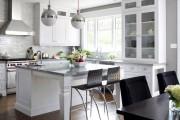 Фото 15 50 идей дизайна угловой кухни: практичное и удобное решение