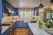 Фото 16 50 идей дизайна угловой кухни: практичное и удобное решение
