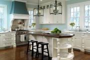 Фото 18 50 идей дизайна угловой кухни: практичное и удобное решение