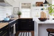 Фото 19 50 идей дизайна угловой кухни: практичное и удобное решение