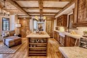 Фото 20 50 идей дизайна угловой кухни: практичное и удобное решение