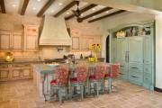 Фото 21 50 идей дизайна угловой кухни: практичное и удобное решение