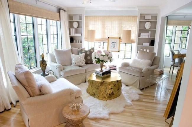 Интерьер в стиле прованс – дух простоты и комфорта