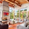 60 идей интерьера загородного дома: как создать уютное жилище фото