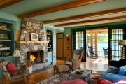Фото 28 60 идей интерьера загородного дома: как создать уютное жилище