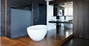 60 идей зеркальной стены в интерьере: расширяем пространство красиво фото