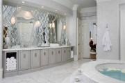 Фото 22 60 идей зеркальной стены в интерьере: расширяем пространство красиво