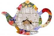 Фото 19 Декупаж часов: 40+ идей для создания стильного и эксклюзивного предмета интерьера