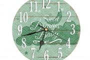 Фото 20 Декупаж часов: 40+ идей для создания стильного и эксклюзивного предмета интерьера