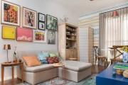 Фото 19 50 идей и советов для дизайна комнаты площадью 18 кв. м