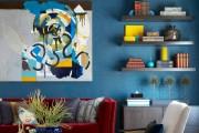 Фото 17 50 идей и советов для дизайна комнаты площадью 18 кв. м