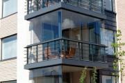 Фото 49 Остекление балконов и лоджий: виды, технологии, цены (120+ фото)