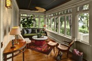 Фото 25 Остекление балконов и лоджий: виды, технологии, цены (120+ фото)