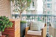 Фото 33 Остекление балконов и лоджий (150+ фото): виды, технологии, цены