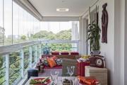 Фото 46 Остекление балконов и лоджий (150+ фото): виды, технологии, цены