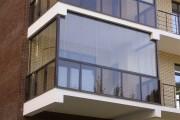 Фото 41 Остекление балконов и лоджий: виды, технологии, цены (120+ фото)