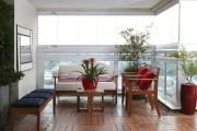 Фото 43 Остекление балконов и лоджий: виды, технологии, цены (120+ фото)