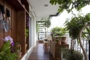 Фото 4 Остекление балконов и лоджий (150+ фото): виды, технологии, цены