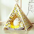 Делаем дом для кошки своими руками: выбор материалов и пошаговая инструкция фото