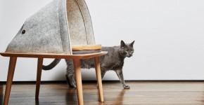Делаем дом для кошки своими руками (50 фото): виды, материалы, инструкции фото